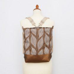Susan 3in1 bronz leveles táska