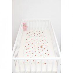 Katicás ágyneműszett babának