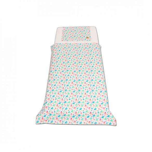 Színes fagyis ágyneműszett kisgyermeknek