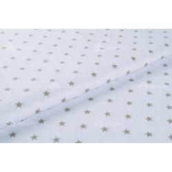 D 340 fehér alapon szürke csillagos