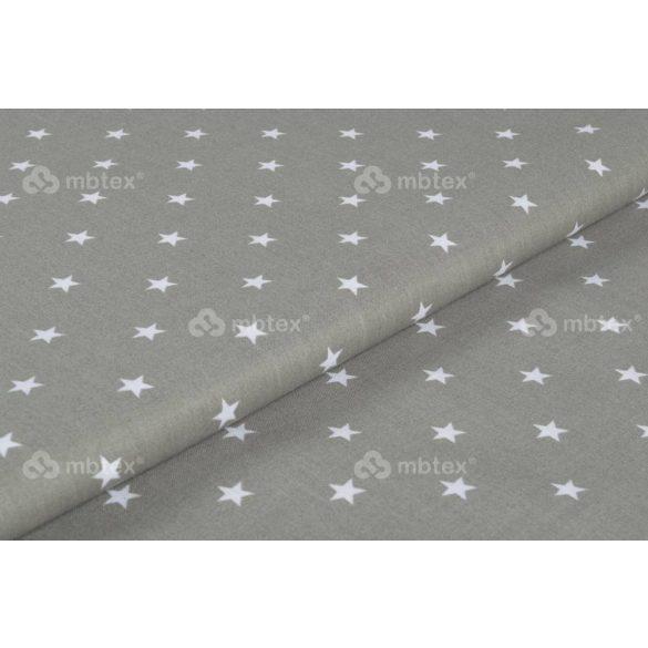 D 334 szürke alapon fehér csillagos