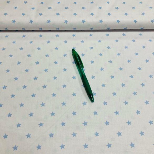 D 330 világoskék alapon fehér csillagos