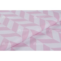 D 419 rózsaszín geometrikus minta