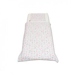Fehér nyuszis balerinás ágyneműszett kisgyermeknek