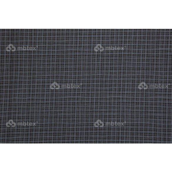 D 170 fekete négyzetrácsos mintás