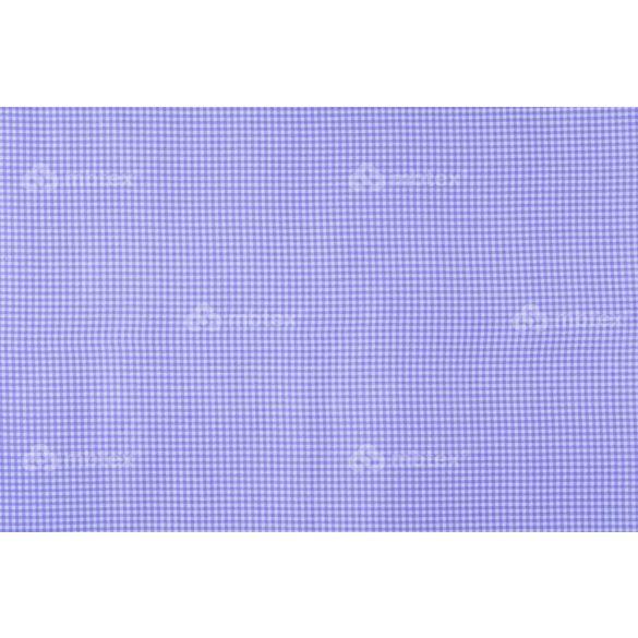 D 264  lila  3mm kockás mintás