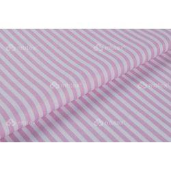D 091 5 mm rózsaszín csíkos