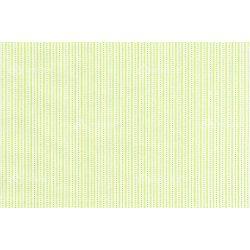 D 195 zöld csíkos és pöttyös mintás