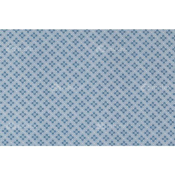 D 216 kék virágos 3 mintás