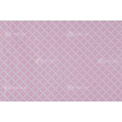 D 217 rózsaszín virágos mintás