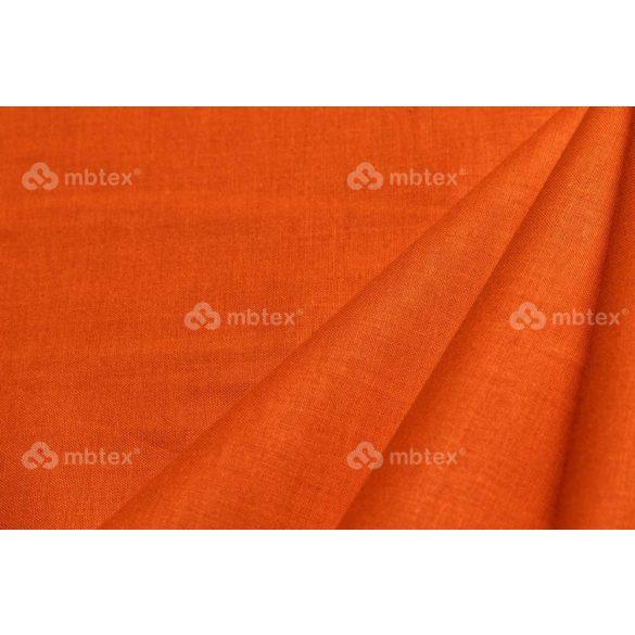C 018 narancs egyszínű