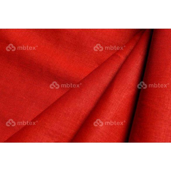C 024 piros egyszínű
