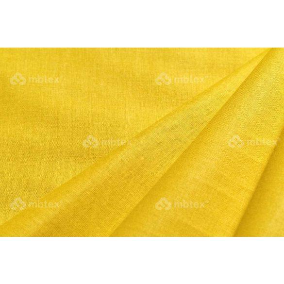 C 028 sárga egyszínű