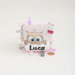 Luca neves címkekocka