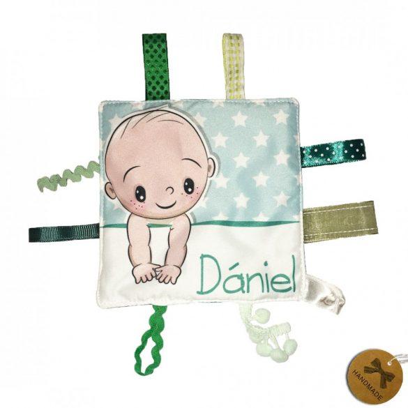 Dániel neves címkerongyi