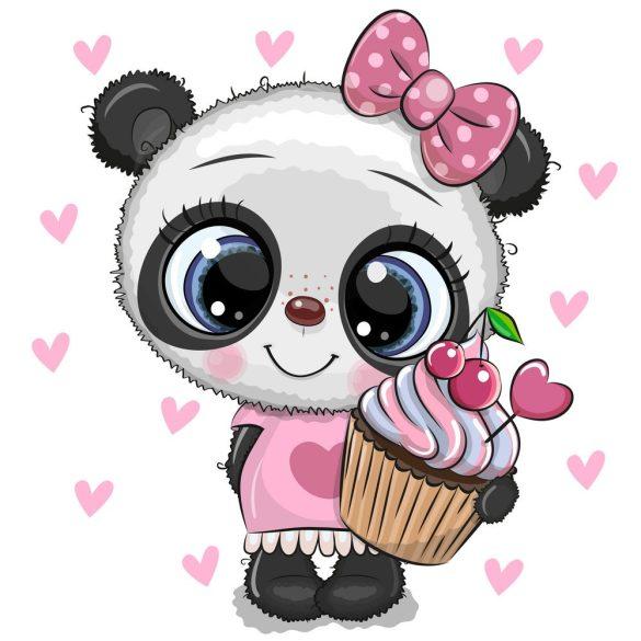 Panda lány 2 minta