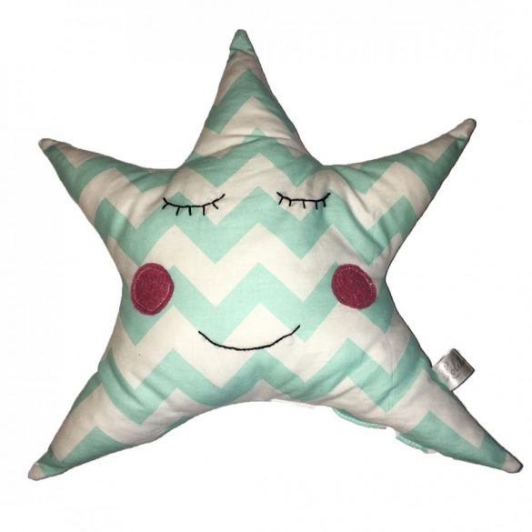 Smile csillag formapárna
