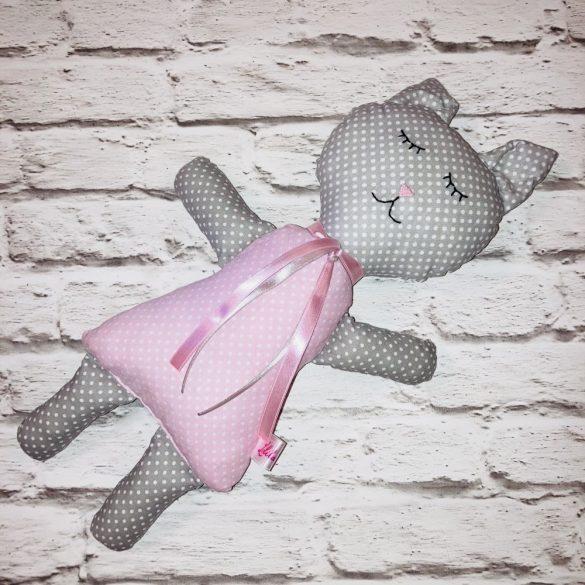 Sleepy pöttyös bárány figura