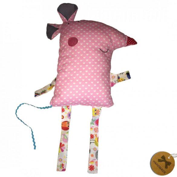 Betty rózsaszín egér figura