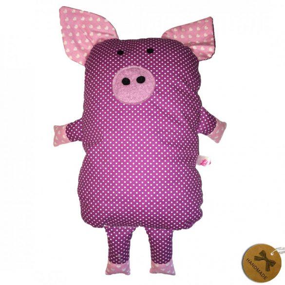Piggy lila malac figura
