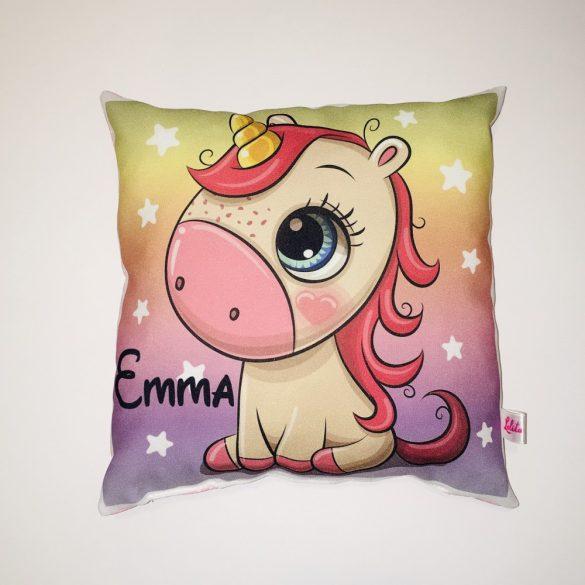 Emma neves párna 2156-os designnal