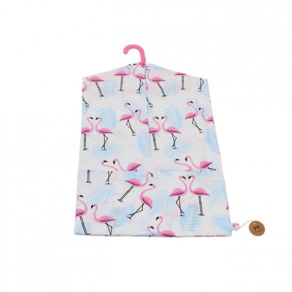 Flamingós ovizsák