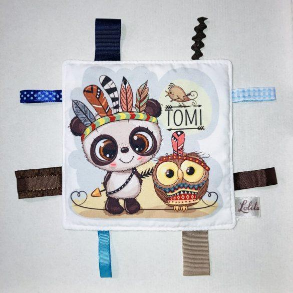 Tomi címkerongyi
