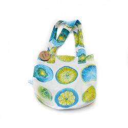 Naomi türkizkék táska