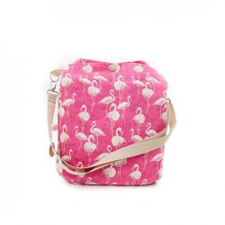 Neria flamingós táska