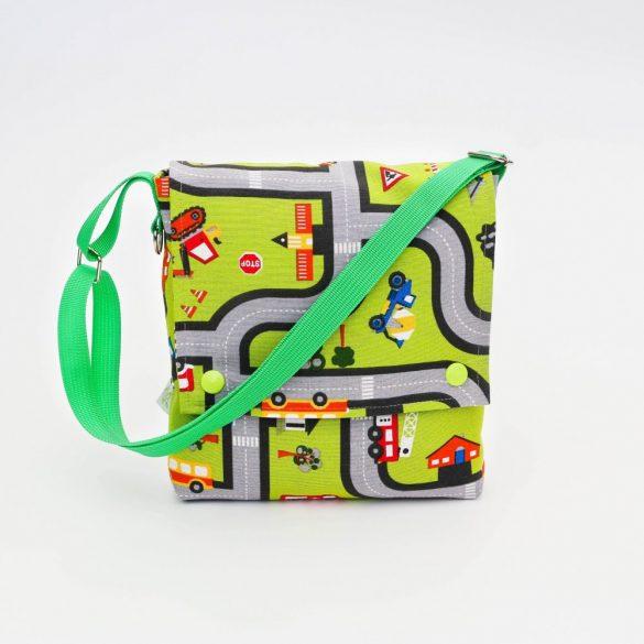 Way zöld 2in1 táska