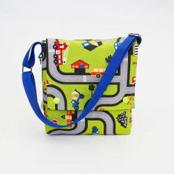 Way kék 2in1 táska