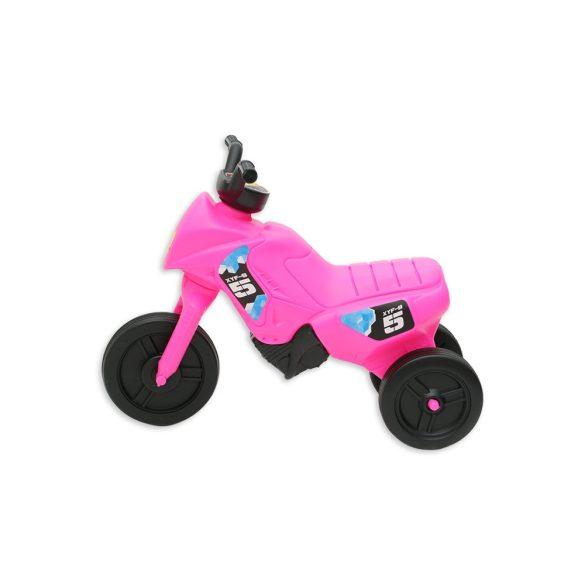 Pink-fekete nagymotor