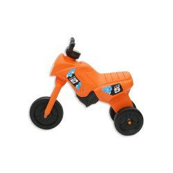Narancs-fekete nagymotor