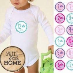 e18b655d89 Sweet Little Home babakártyák, babamatricák, kismama matricák - Kids ...