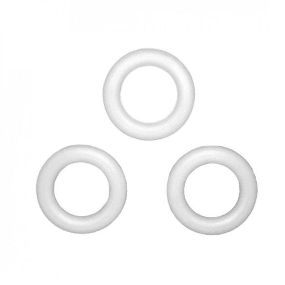 Szürke szilikongyűrű