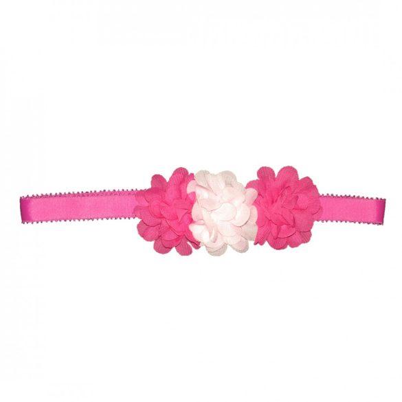 Rózsaszín-pink hajpánt