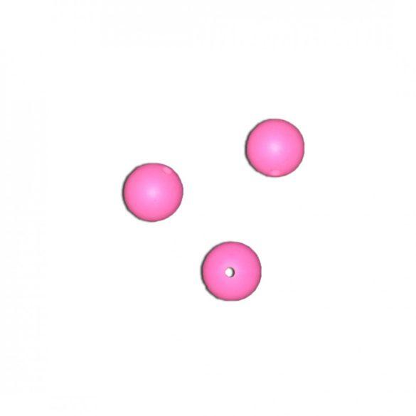 Pink szilikongyöngy