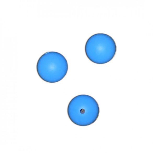 Kék szilikongyöngy