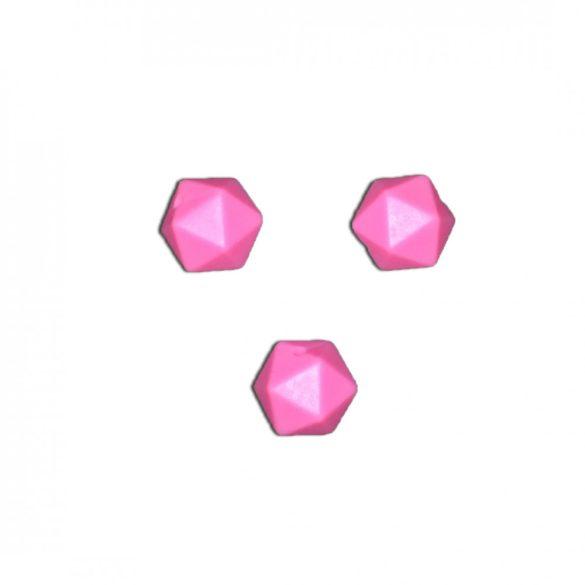 Pink extra szilikongyöngy