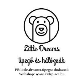 Lola & the Boys tipegő, hálózsák, házikóágy